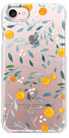 Casetify iPhone 7 Snap Case - Orange Mania by Iisa Mönttinen