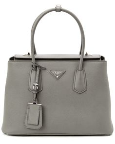 Spotted this Prada Saffiano Double Handle Tote on Rue La La. Shop (quickly!).