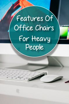 A ergonomic office chair for heavy people can minimize pain and increase comfort. Find out what adjustable features a chair should have before you buy.