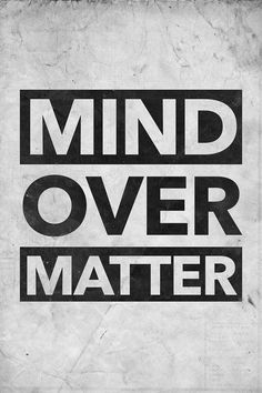 What comes first, mind or matter?