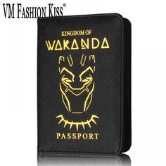 VM FASHION KISS Unisex Wakanda Rfid Blocking Passport Set Pu Leather Multifunctional Passport Case Holder Cards Travel Essential  Price: 9.95 & FREE Shipping  #fashion|#sport|#tech|#lifestyle Shipping Packaging, Young Fashion, Multifunctional, Travel Essentials, Passport, Fashion Bags, Pu Leather, Latest Fashion, Shop My