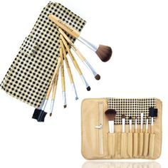 Checkout this amazing product Juego 7pzas Brochas de Maquillaje at Shopintoit
