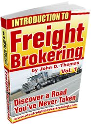 If you would like to become a freight broker, it's a requirement for you to get freight broker license from FMCSA. while not this license, you can't work as a agent.