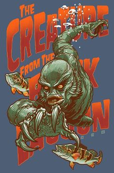 Chip Skelton Art & Storytelling CREATURE T-SHIRT