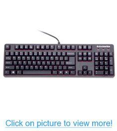 SteelSeries 6Gv2 Mechanical Gaming Keyboard - Red Cherry Switches Edition #SteelSeries #6Gv2 #Mechanical #Gaming #Keyboard #Red #Cherry #Switches #Edition