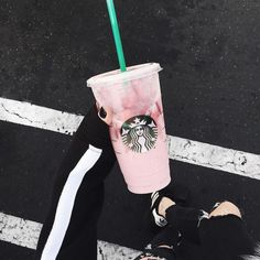 THE PINK DRINK - Strawberry ACAI Refresher: substitute water for coconut milk and add a pump of Vanilla or Sugar-Free Vanilla, depending on your preference. Props to @nikkilipstick for sharing this game changing @Starbucks drink hack w/ the world