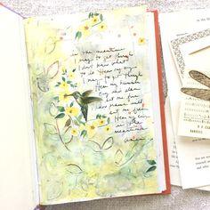 Get Messy Art Journal: Basic Bookbinding Class