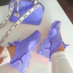 Cute Nike Shoes, Cute Nikes, Nike Air Shoes, Nike Tennis Shoes, Purple Sneakers, Shoes Sneakers, Shoes Men, Women's Shoes, Purple Tennis Shoes