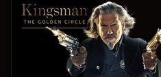 Jeff Bridges Joins Cast Of Kingsman: The Golden Circle Watch Kingsman, Film Kingsman, Mark Strong, Jeff Bridges, Colin Firth, Julianne Moore, Movies 2019, Top Movies, Halle Berry