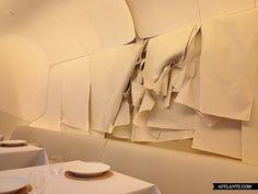'Sur Mesure' Restaurant // Jouin Manku Studio | Afflante.com