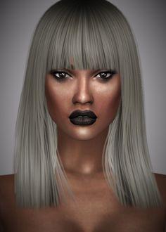 Aveline Sims: Megan Hunt • Sims 4 Downloads