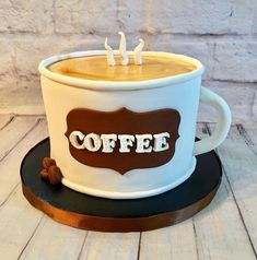 Birthday Cakes For Men, Cakes For Boys, Fondant Cakes, Cupcake Cakes, Cake Design For Men, Cake Recipes, Dessert Recipes, Dad Cake, Tea Cakes
