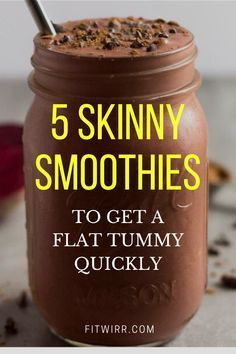 5 Best Smoothie Recipes for Weight Loss 5 skinny smoothies to get a flat tummy quickly. These healthy smoothies are perfect for weight loss, losing belly fat and slimming down. they are skinny recipes because how packed they are with… Continue Reading → Weight Loss Meals, Healthy Recipes For Weight Loss, Weight Loss Drinks, Weight Loss Smoothies, Healthy Weight, Best Smoothie Recipes, Good Smoothies, Breakfast Smoothies, Healthy Coffee Smoothie