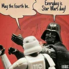 Star Wars humor | No! *smack*