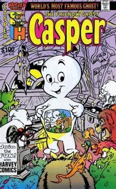 Casper The Friendly Ghost | Casper, The Friendly Ghost 254 (Harvey) - ComicBookRealm.com