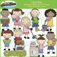 chore clipart - Google Search