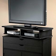 Wide TV Swivel Stand - Improvements by Improvements, http://www.amazon.com/dp/B006K0IZQU/ref=cm_sw_r_pi_dp_8Rgyrb0S3RDMT