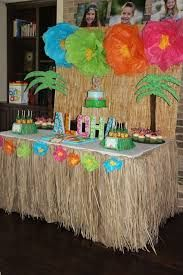 Ignite your jolly summertime with these 7 engrossing Hawaiian-theme Luau party ideas and never let the tropical vibe fade away. Luau Theme Party, Aloha Party, Hawaiian Luau Party, Moana Birthday Party, Hawaiian Birthday, Moana Party, Luau Birthday, Tiki Party, Tropical Party