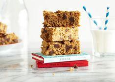Snack Week: Chocolate Chip Cookie Bars