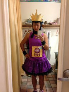 evil queen running costume - Google Search