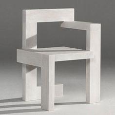 Gerrit Thomas Rietveld, Steltman Chair