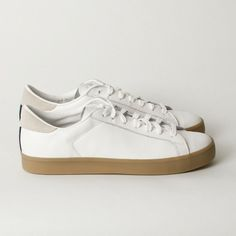 Adidas Rod Laver Vintage Rod Laver, Classic White, Leather Sneakers, Adidas Originals, Running Shoes, Kicks, Artisan, Soccer, Walking