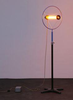 Monofrequency lamp • Artwork • Studio Olafur Eliasson