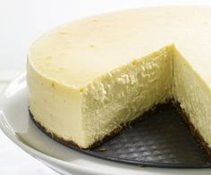 Martha Stewarts New York Style Cheesecake. This is the best cheesecake. I get so many compliments each time I make it.