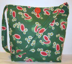 SHOLDER Bag/Slouch Bag  New for Spring or Summer by Freddismom,