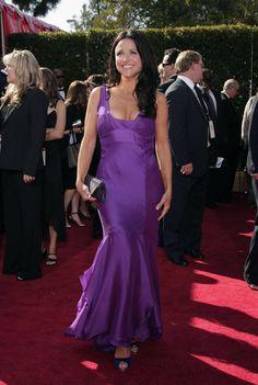 Julia Louis-Dreyfus in Narciso Rodriguez (59th Primetime Emmy Awards)