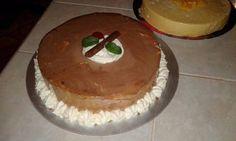Pastel de chocolate carlos V