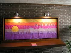 easter bulletin boards - Google Search