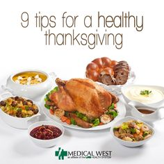 9 tips for a healthy Thanksgiving | UAB Medical West