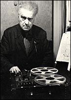 Edgard Varèse composer, Sound Sculptor, Visionary - Art of the day