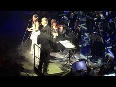 Andrea Bocelli & Saara Aalto - Canto Della Terra - Hartwall Arena, Helsi...