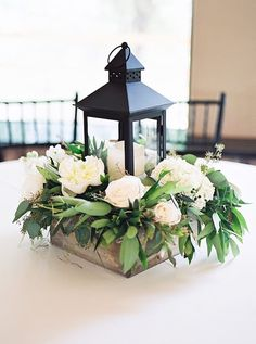 Featured Photographer: Tracy Enoch Photography; Wedding reception centerpiece idea.