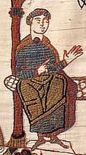 It is recorded that in 1069 Eastwell was in the fee of William the Conquerors half brother, Bishop Odo of Bayeux. Shown here on the Bayeux Tapestry. Bayeux Tapestry, Medieval Tapestry, Medieval Life, Medieval Art, Medieval Embroidery, Plantagenet, Baroque Art, Dark Ages, British History