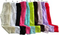 Lace Tights- MANY COLORS!!