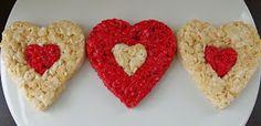 Life in Wonderland: I Heart Rice Krispy Treats