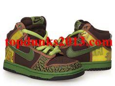 purchase cheap 13ef2 dc64f Purchase Pro SB De La Soul Nike Dunk High Top Kids Saving