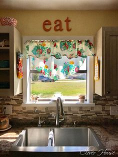 Pioneer Woman Kitchen Curtains Using Tablecloths Kitchen