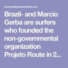 Brazil-  and Marcio