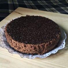 Mousse de chocolate negro | Comparterecetas.com