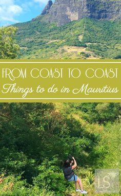 From coast to coast: things to do in Mauritius. From pristine coast to pristine coast, there are so many wonderful things to do in Mauritius. The offerings of this Indian Ocean island range from beaches to spas, adventure to cooking, and from shopping to road trips. Here's a travel round-up of my Mauritius road trip with key attractions and sights, along with driving tips should you plan on hiring a car to explore the island.
