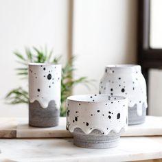 Les céramique dégoulinantes de Brian Giniewski 2Tout2Rien