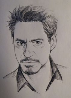 tony stark marvelous pics in marvel drawings, marvel art, art - tony stark Cool Art Drawings, Pencil Art Drawings, Art Drawings Sketches, Drawing Ideas, Drawing With Pencil, Pencil Sketches Of Faces, Drawing Pro, Magic Drawing, Ms Marvel