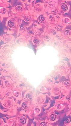 Heart in Roses