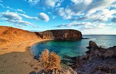 25 Reasons Why The Canary Islands Should Be On Your Bucket List: Beaches - However, picturesque beaches can be found on all seven islands. The Canary Islands boasts over 500 beaches of all types, lengths and colors, offering a wide range of activities. From the Playa del Inglés Beach in Gran Canaria to the iconic Los Patos Beach in Tenerife, this place is a real beachgoers paradise.