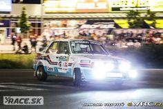 Martin Dudžák; Ján Dudžák; Škoda 130 LR; Rallye Tatry 2016 Rally Car, Monster Trucks, Cars, Vehicles, Image, Autos, Car, Car, Automobile