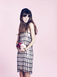 Model: Stacy Martin
